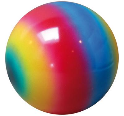 6. som en gummiboll