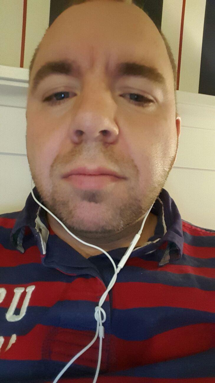 1. skägg i nacken